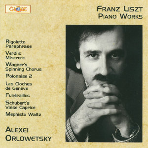 Alexei Orlowetsky 歌手頭像