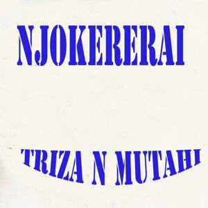 Triza N. Mutahi アーティスト写真