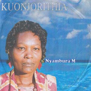 Nyambura M アーティスト写真