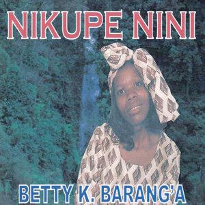Betty K Barang'a 歌手頭像