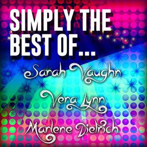 Sarah Vaughn|Vera Lynn|Marlene Dietrich 歌手頭像