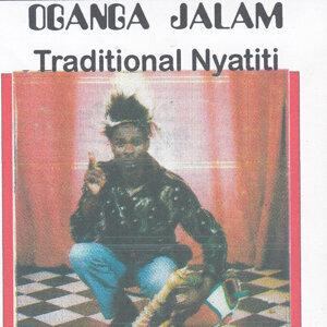 Oganga Jalam アーティスト写真