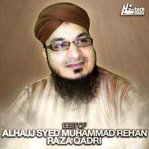 Alhajj Syed Muhammad Rehan Raza Qadri アーティスト写真