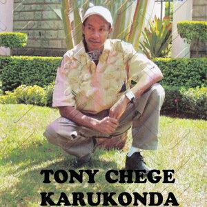 Tony Chege 歌手頭像