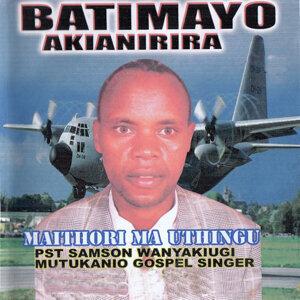 Pst. Samson Wanyakiugi 歌手頭像