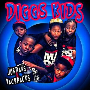Diggs Kids アーティスト写真