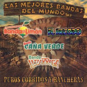 La Mejores Bandas Del Mundo Vol 2 歌手頭像