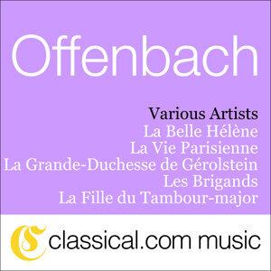 Jacques Offenbach & Edmond Audran