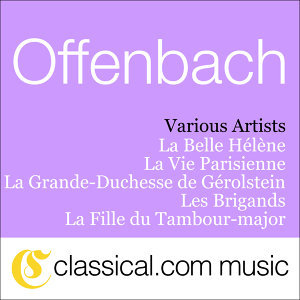 Jacques Offenbach & Edmond Audran アーティスト写真