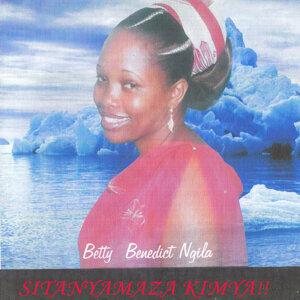 Betty Benedict Ngilu アーティスト写真