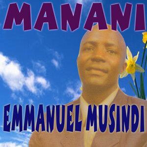 Emmanuel Musindi 歌手頭像