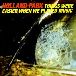 Holland Park 歌手頭像
