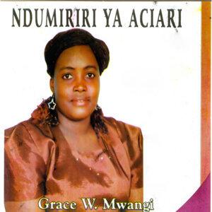 Grace W Mwangi アーティスト写真