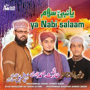 Muhammad Haras Ahmed Qadri, Syed Muazzam Ali Qadri Attari & Muhammad Sheryar Ahmed Qadri アーティスト写真