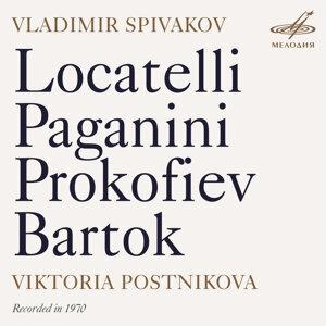 Vladimir Spivakov | Viktoria Postnikova 歌手頭像