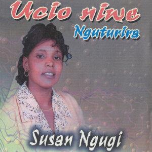 Susan Ngugi 歌手頭像