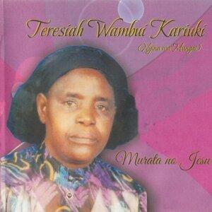 Teresiah Wambui Kariuki アーティスト写真