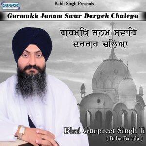 Bhai Gurpreet Singh Baba Bakala 歌手頭像