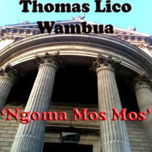 Thomas Lico Wambua 歌手頭像
