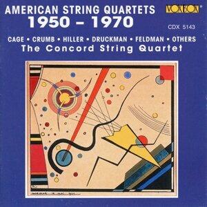 Concord String Quartet 歌手頭像