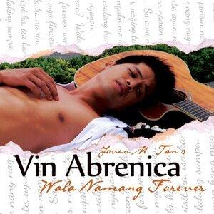 Vin Abrenica アーティスト写真