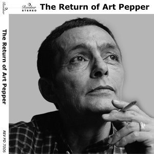 Art Pepper (亞特‧派柏) 歌手頭像