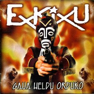 Exkixu 歌手頭像