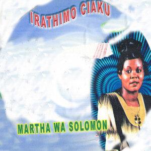Martha wa Solomon 歌手頭像