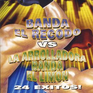 Banda El Recodo, La Arrolladora Banda El Limon 歌手頭像