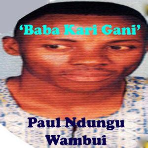 Paul Ndungu Wambui 歌手頭像