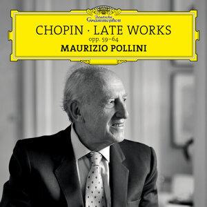 Maurizio Pollini (波里尼) 歌手頭像