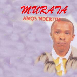 Amos Nderitu アーティスト写真