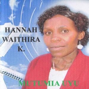 Hannah Waithira K 歌手頭像