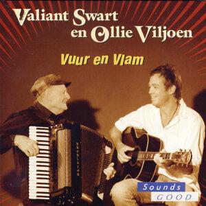 Valiant Swart en Ollie Viljoen