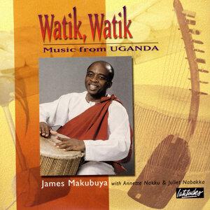 James Makubuya 歌手頭像