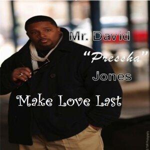 """Mr. David """"Pressha"""" Jones 歌手頭像"""