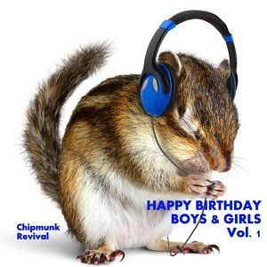 Chipmunk Revival 歌手頭像