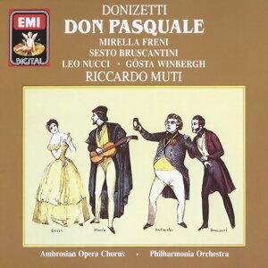 Riccardo Muti/Sesto Bruscantini/Mirella Freni/Gosta Winbergh/Leo Nucci/Guido Fabbris/Ambrosian Opera Chorus/Philharmonia Orchestra 歌手頭像