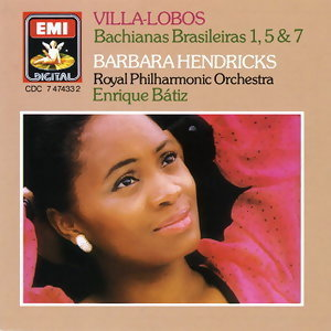 Barbara Hendricks/Eldon Fox/Royal Philharmonic Orchestra/Enrique Batiz 歌手頭像