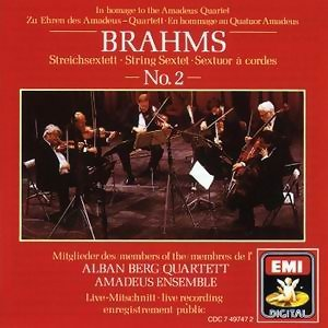 Alban Berg Quartett/Amadeus Ensemble 歌手頭像
