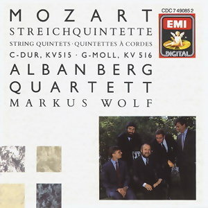 Alban Berg Quartett/Markus Wolf 歌手頭像