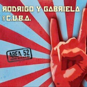 Rodrigo y Gabriela & C.U.B.A 歌手頭像