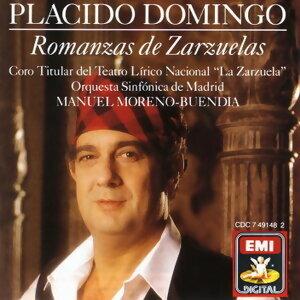 Placido Domingo/Coro Titular del Teatro Lirico Nacional 'La Zarzuela'/Rondalla Lirica de Madrid/Orquesta Sinfonico de Madrid/Manuel Moreno-Buendia 歌手頭像