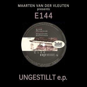 Maarten van der Vleuten Presents E144 歌手頭像