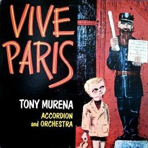 Tony Murena Accordian & Tony Murena Orchestra 歌手頭像