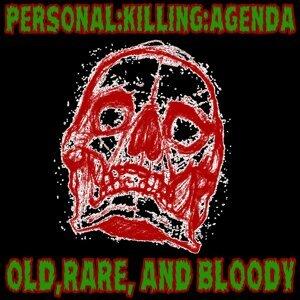 PERSONAL:KILLING:AGENDA 歌手頭像