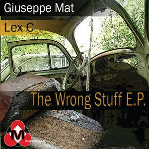 Giuseppe Mat / Lex C アーティスト写真