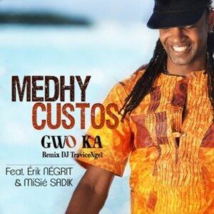 Medhy Custos 歌手頭像