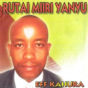 Eff Kahura 歌手頭像