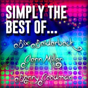 Bix Beiderbeck|Glenn Miller|Benny Goodman アーティスト写真